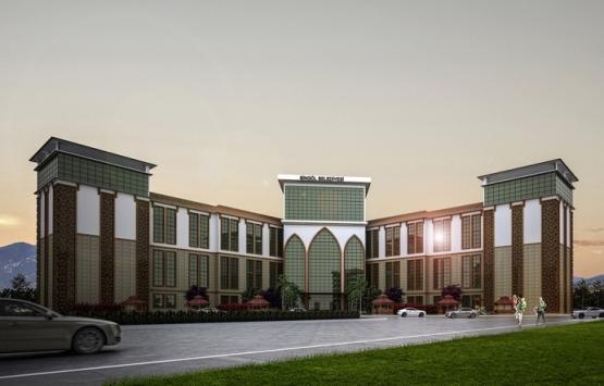Bingöl Belediyesi yeni hizmet binasının ihalesi yapıldı!