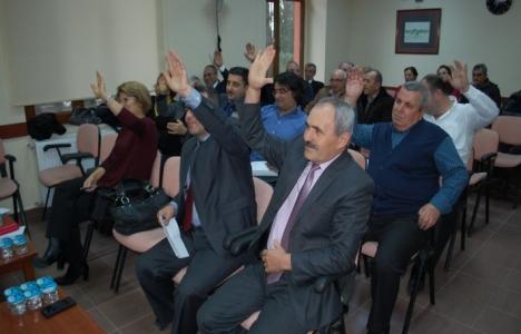 Gelibolu Belediye Meclisi Ocak gündeminde imar var!