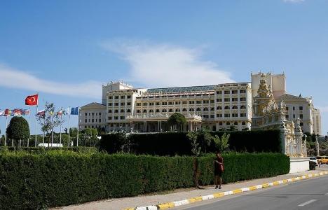 Antalya'nın tesisleri mimarisiyle