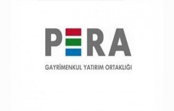 Pera GYO'dan özel durum açıklaması!