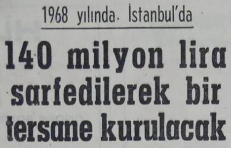1968 yılında İstanbul'da