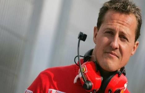 Michael Schumacher'in İsviçre'deki evine 10 milyon sterlinlik klinik yaptırılıyor!