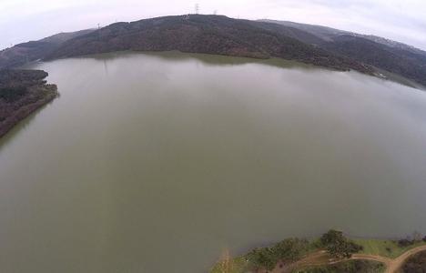 Baraj seviyelerindeki artış