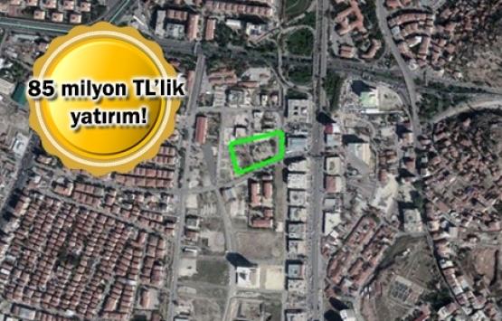 Fora İnşaat Ankara Altındağ projesi geliyor! Yeni proje!