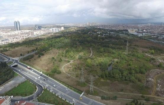 Esenler'deki bin futbol sahası büyüklüğündeki alan imara açıldı!