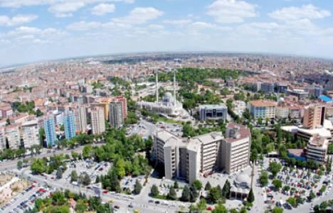 Konya'da arsa karşılığı