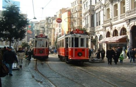 İstanbul'un bu caddelerinde