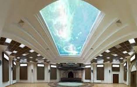 Ankara'daki Serçeşme Cemevi'nin kubbesi NASA'dan!