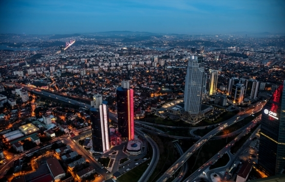 İstanbul'da ofis arzı