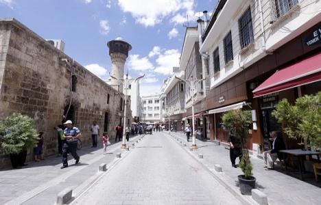 Gaziantep Düğmeci Mahallesi'nde sokak sağlıklaştırma çalışmaları başladı!