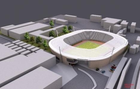 İzmir Alsancak Stadı'nda