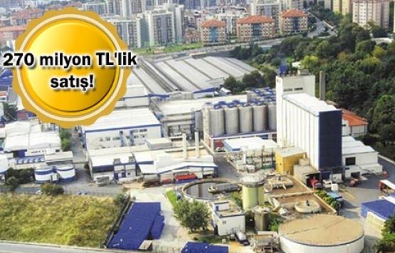 Anadolu Efes Merter'deki arazisini Nata Holding'e sattı!