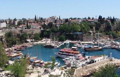 Antalya'da 13 milyon 400 bin TL'ye satılık arsa!