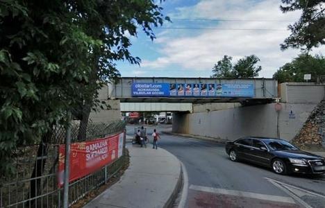 Florya Demiryolu Alt Geçit Köprüsü imar planı askıda!
