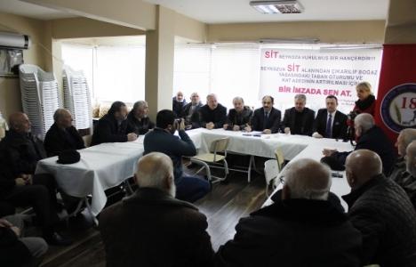 Beykoz'un SİT alanından çıkartılması için imza kampanyası başlatıldı!