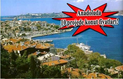 İstanbul Anadolu Yakası konut fiyatları 2013!