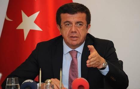 Nihat Zeybekci: Dünya ticaretinden alınan payı yüzde 1.5'in üzerine çıkaracağız!