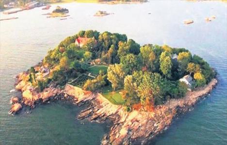 ABD'nin Connecticut sahilindeki 8 ada 78 milyon dolardan satışta!