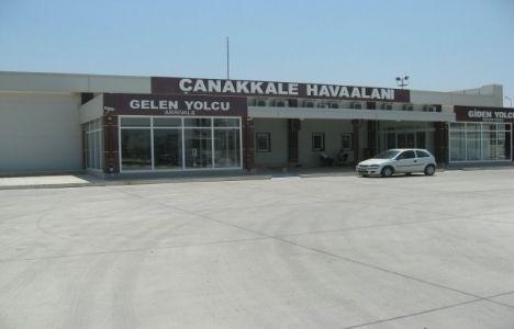 Çanakkale Havalimanı'nın yanındaki AVM genelgeye takıldı!