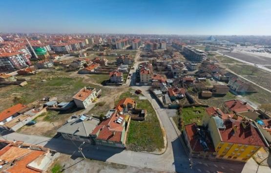Konya Büyükşehir'den 93 milyon TL'ye satılık arsa!