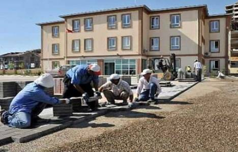 Adana'da 6 adet okul onarımı yapım işi ihalesi!