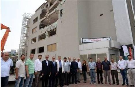 Osmangazi'nin çehresi kentsel dönüşümle değişecek!