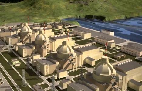 Nükleer santraller yıllık