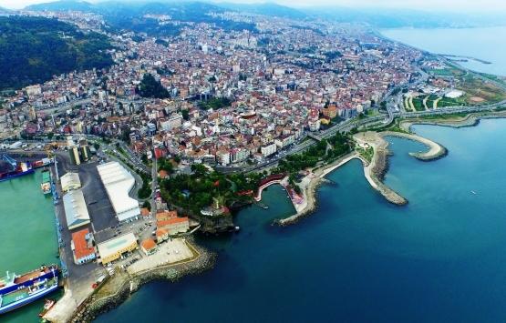 Trabzon'da 26.6 milyon