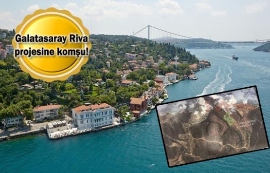 Riva'da 11 imarlı arsa satışta!