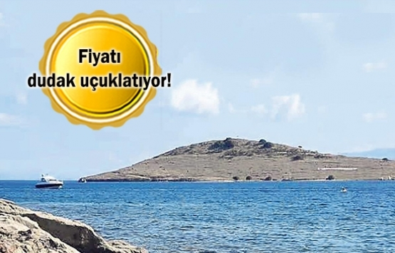 Çeşme Mustafa Çelebi Adası sahibinden satılıyor!