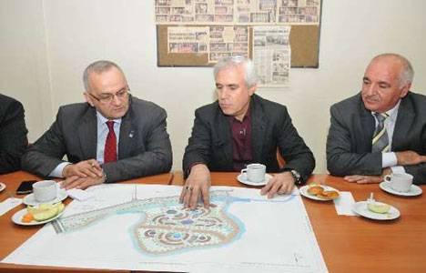 Anadolu Arastası'nda bölgesel evlerin mimari projeleri de hazırlanıyor!