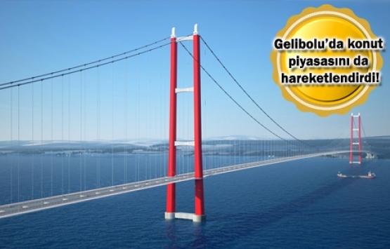 1915 Çanakkale Köprüsü 2022 yılında tamamlanacak!