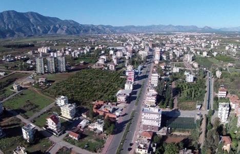 Antalya Döşemealtı'nda 34.4