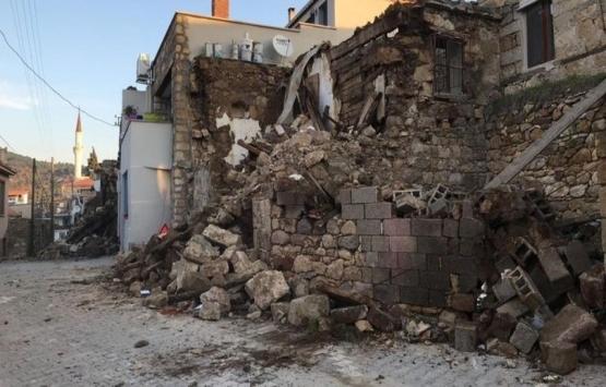 Çanakkale'deki depremde 192