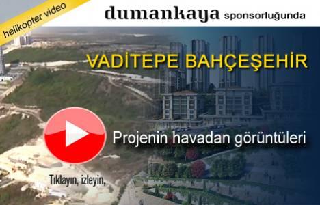 Vaditepe Bahçeşehir nerede?