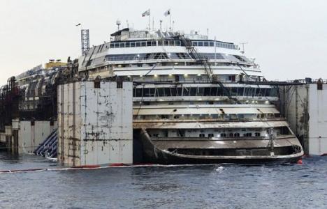 Costa Concordia gemisinden