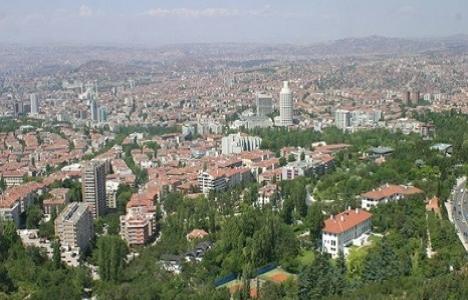 Ankara Yenimahalle'de su