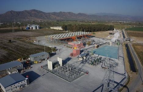 Türkiye'nin en büyük jeotermal santrali Aydın-Germencik'te açıldı!