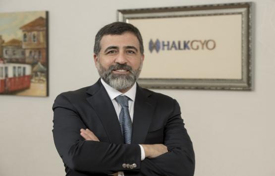 Halk GYO'nun yarıyıl net kârı 33,2 milyon TL!