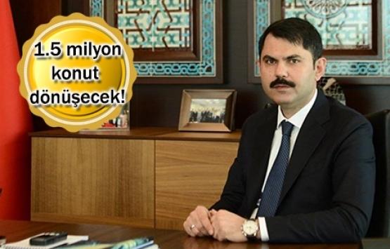Murat Kurum: Şehirlerimizi markalaştıracağız!