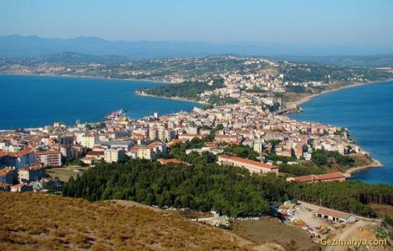 Sinop'ta Nisan'da 19