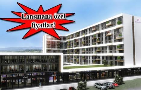 Kurtköy Erguvan Premium Residence'ta 295 bin TL'ye 1+1!