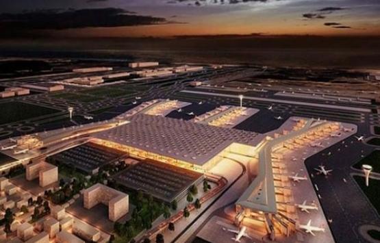 Yeni Havalimanı Türk müteahhitlere önemli kapılar açacak!