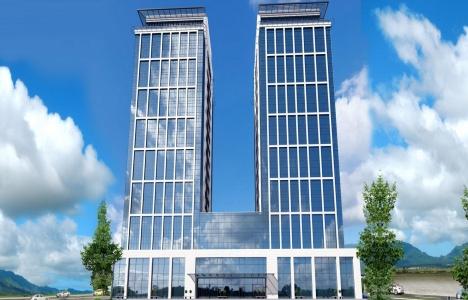 Bursa Efe Towers İş Kuleleri görücüye çıktı!