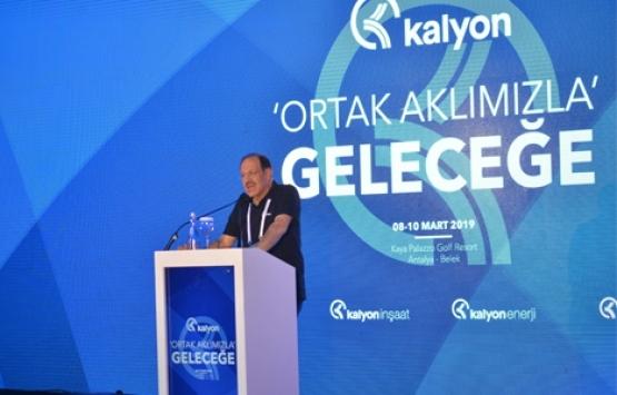 Kalyon Holding 45. yılını kutluyor!