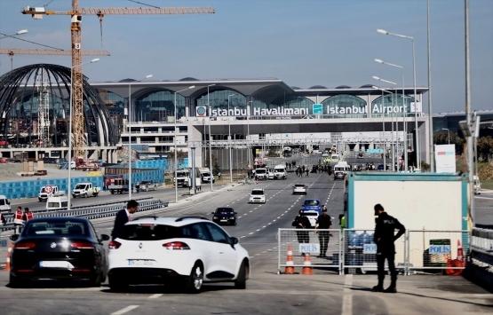 İstanbul Havalimanı dünyayı