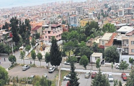 Karşıyaka Cumhuriyet Mahallesi'nde