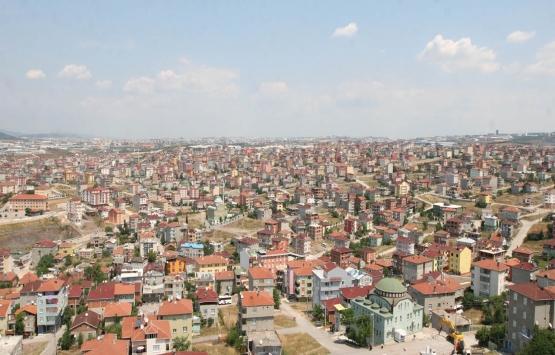 Çayırova Belediyesi'nden 91.4 milyon TL'ye satılık 56 iş yeri!