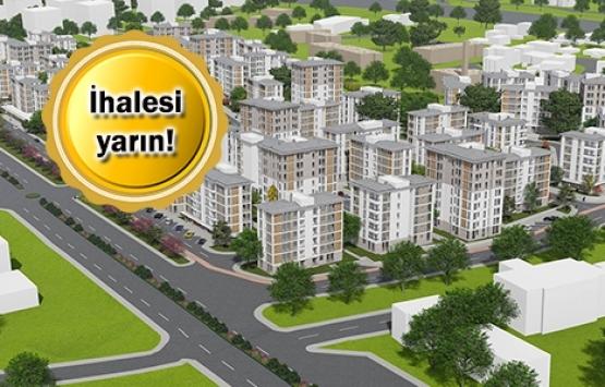 TOKİ'den Ankara Kızılcahamam'a 95 yeni konut!