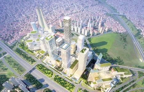 İstanbul Finans Merkezi kentsel tasarım projesi çalışmalarında sona yaklaşılıyor!